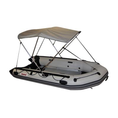 "Bimini top 05 400x400 - Size D Bimini Top for 13-16ft Boats, 4 Bow Style, Width 70"""