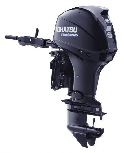 MFS 40 F 2014 1024x1024 400x492 - Tohatsu 4-Stroke 40HP Outboard Motor, Tiller Handle