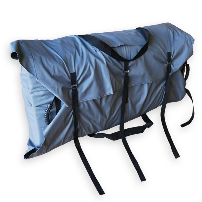 Hull Bag 11 650x650 - Foldable Inflatable Boat Hull Storage and Carrying Bag