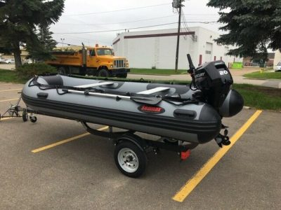 HD430 Inflatable Boat Package