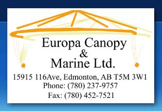 Europa Canopy & Marine
